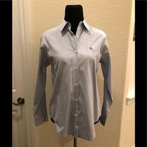 Light Blue Ralph Lauren Shirt